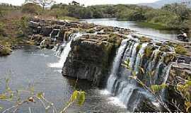 Argenita - Argenita-MG-Cachoeira de Argenita-Foto:Rotas Turísticas