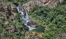 Argenita - Argenita-MG-Cachoeira de São João-Foto:Robério Xavier