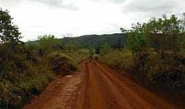 Argenita - Argenita-MG-Estrada para a Cachoeira de Argenita-Foto:fr.wikiloc.com