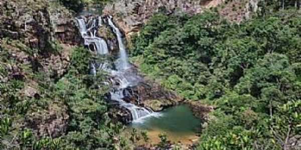 Argenita-MG-Cachoeira de São João-Foto:Robério Xavier