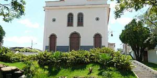 Argirita-MG-Matriz Senhor Bom Jesus do Rio Pardo-Foto:Altemiro Olinto Cristo