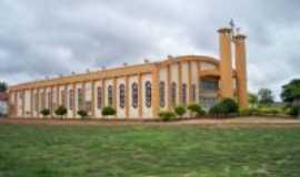 Arinos - Igreja Matriz - Por Luciano Ng. Xavier