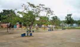 Arinos - Praça , Por Luciano Ng. Xavier