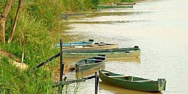 Rio Urucuia - Foto leonevaladares