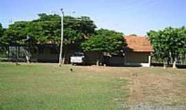 Aristides Batista - Sede da Fazenda Tamburilzinho-Foto:Joao Paulo Carvalho …
