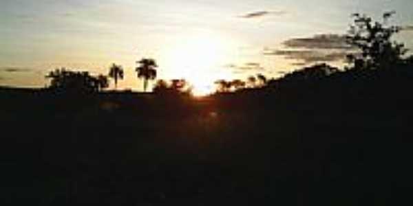 Pôr do Sol na Fazenda Tamburilzinho-Foto:Joao Paulo Carvalho …