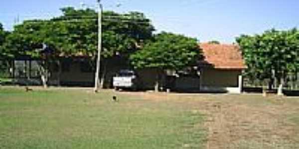 Sede da Fazenda Tamburilzinho-Foto:Joao Paulo Carvalho …