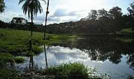 Ascenção - Lagoa às margens da estrada-Foto:Wilson Arlindo S. de…
