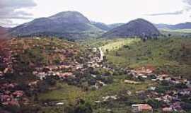 Atal�ia - Atal�ia-MG-Vista a�rea da cidade-Foto:Reginaldo Cibrao