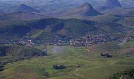 Atal�ia - Atal�ia-MG-Vista da cidade e regi�o-Foto:Reginaldo Cibrao