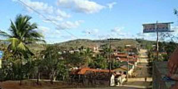 Avaí do Jacinto-MG-Entrada da cidade-Foto:Nelio Neres