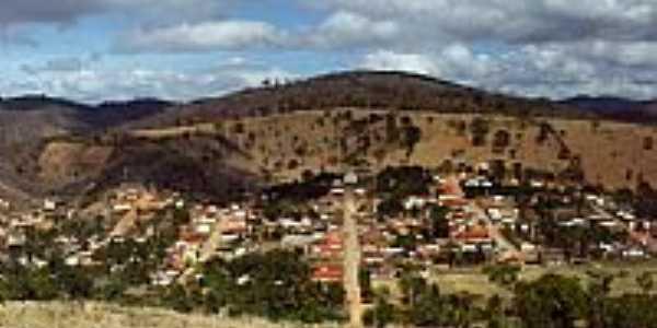Avaí do Jacinto-MG-Vista parcial da cidade-Foto:noesioalmeida