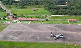 Tefé - Imagens da cidade de Tefé- AM- Aeroporto estadual.