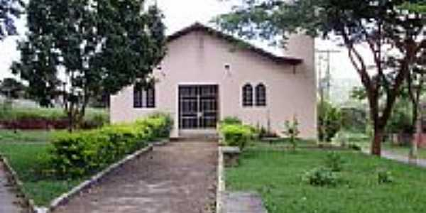 Igreja Bairro Santa Aguida-Foto:Kidoidera