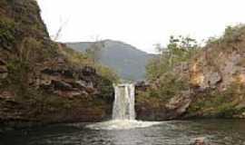 Baependi - Cachoeira do Caldeirão-Foto:Kleber Diniz Maciel