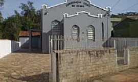 Baependi - Igreja da Congregação Cristã do Brasil em Baependi-Foto:Jose Carlos Quiletti
