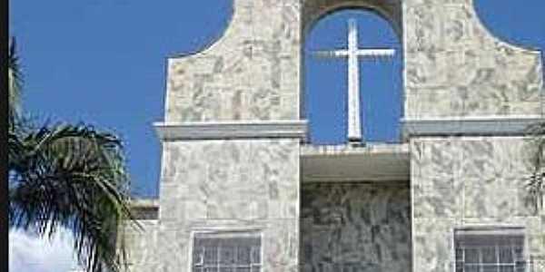 Baependi-MG-Santuário da Conceição-Igreja de Nhá Chica-Foto:acolitosaojoseguarapari.