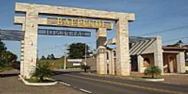 Baependi - Entrada da cidade