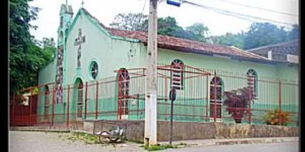 Baguari-MG-Igreja Matriz-Foto:www.jornalbaguariemfoco.com