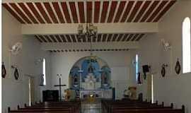 Baiões - Baiões-MG-Interior da Igreja de N.Sra.Aparecida-Foto:Julia Garcia