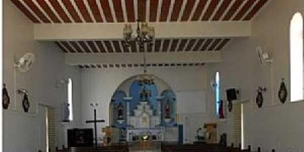 Baiões-MG-Interior da Igreja de N.Sra.Aparecida-Foto:Julia Garcia