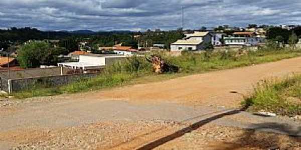 Baldim-MG-Vista parcial da cidade-Foto:Mapio.net