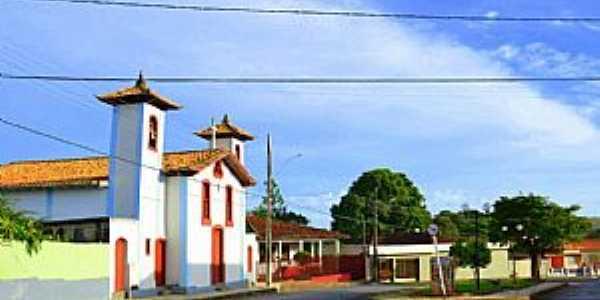 Igreja Nossa Senhora da Conceição - Bambuí MG - Acervo Nancy Neide F