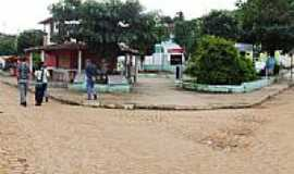 Bandeira - Praça Municipal-Foto:Rômulo Ribon