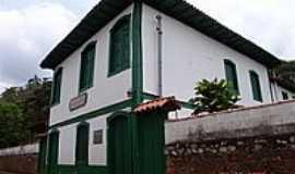 Bandeirantes - Casa onde nasceu Pedro Aleixo-Foto:Geraldo Salomão