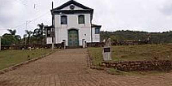 Igreja Matriz de São Sebastião-Foto:Geraldo Salomão