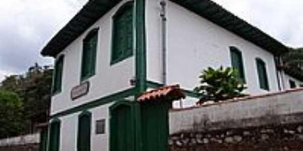 Casa onde nasceu Pedro Aleixo-Foto:Geraldo Salomão