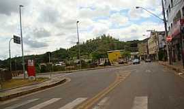 Barão de Cocais - Barão de Cocais-MG-Centro da cidade-Foto:Jairo Nunes Ferreira