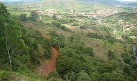 Bar�o de Cocais - Bar�o de Cocais-MG-Vista da cidade e regi�o-Foto:Jairo Nunes Ferreira