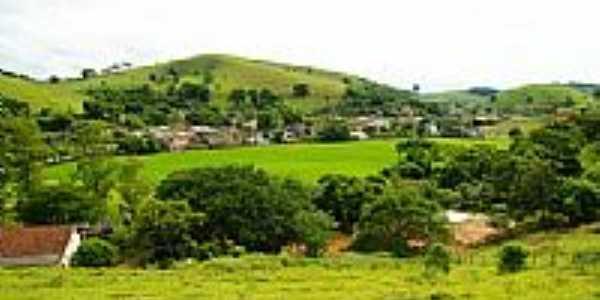 Vista panorâmica de Barão de Monte Alto-Foto:sgtrangel