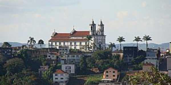Igreja de Nossa Senhora da Assunção - Barbacena - MG - por Gláucio Dutra Rocha