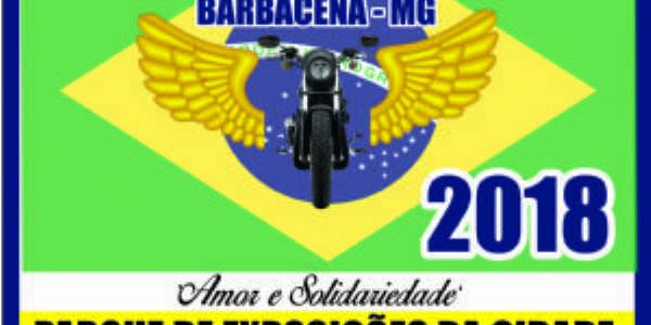2º Moto Nacional de Barbacena, Por Hailton José Pereira
