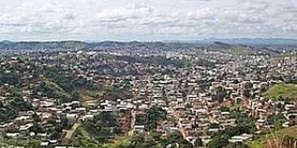 Barra Alegre-MG-Vista aérea do distrito-Foto:Wikipédia