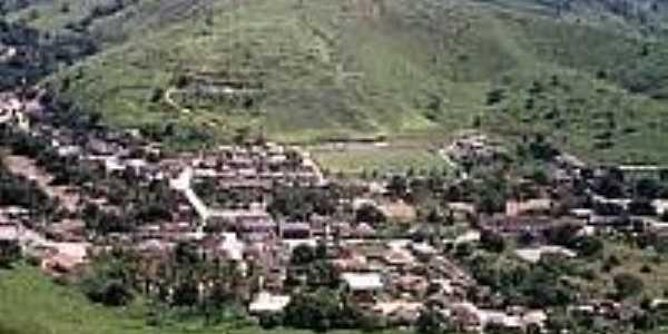 Vista da cidade de Barra do Ariranha-MG-Foto:alanariranha.