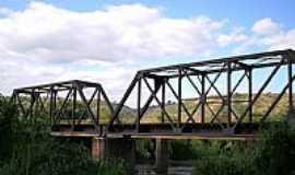 Barra do Cuieté - Barra do Cuieté-MG-Ponte Ferroviária-Foto:priscillalinda