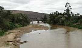 Barra do Cuieté - Barra do Cuieté-MG-Vista da Ponte sobre o Rio Caratinga na Fóz com Rio Doce-Foto:Gustavo Sturzenecker