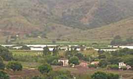 Barra do Cuiet� - Barra do Cuiet�-MG-Vista parcial da cidade com montanhas ao fundo-Foto:priscillalinda