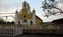 Barra do Cuiet� - Igreja de Barra do Cuiet�-Foto:Eustaquioabreu