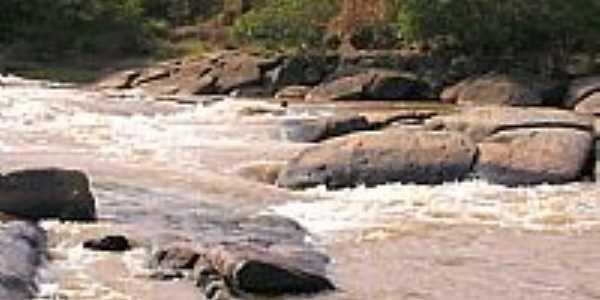 Barra do Cuiet�-MG-Cachoeira do Para�so-Foto:priscillalinda