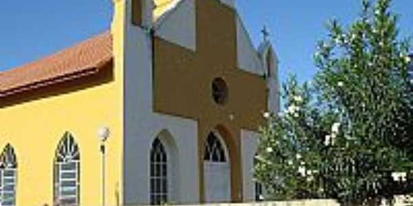 Barra do Cuiet�-MG-Igreja Cat�lica-Foto:edsonbuzim