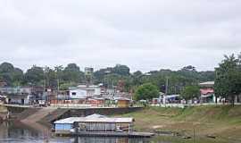 Uarini - Uarini-AM-Orla da cidade-Foto:jonhw