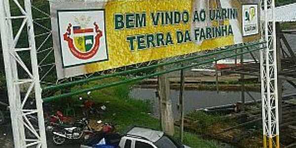 Imagens da cidade de Uarini - AM