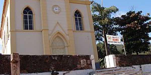 Barra Feliz-MG-Igreja do distrito-Foto:MLadeira