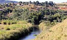 Barra Longa - Encontro do Rio Gualaxo do Sul e Rio do Carmo  em Barra Longa-MG-Foto:Milton Brigolini Nem…