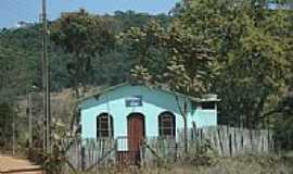 Barra Longa - Igreja da Assembléia de Deus na Comunidade de Barro Branco em Barra Longa-MG-Foto:Geraldo Salomão