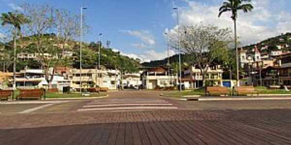 Imagens da cidade de Barra Longa - MG